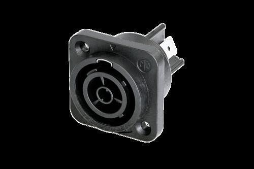PowerCon AdapterkabelTITANEX 3G1,5 Neutrik NAC3MX-W auf NAC3FCA1m *NEU*